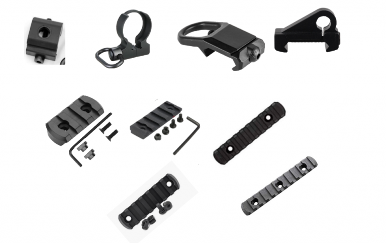 sling mounting hardware acessories